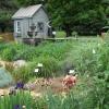 Garden view of Bulb Bed