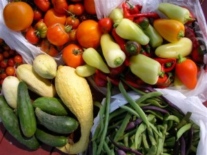 4Sep07 Veggie Harvest 3 (Small)